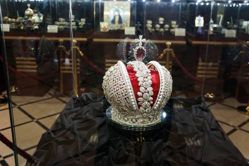 Корона российской империи своими руками
